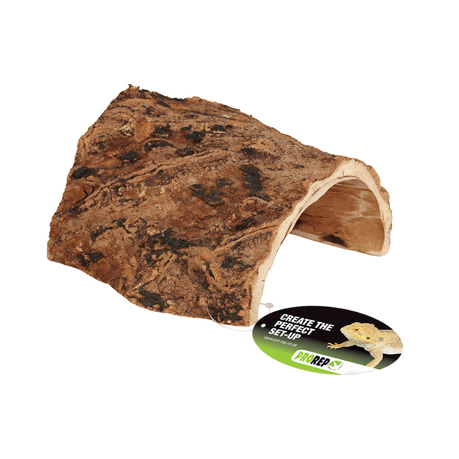 Pro Rep Natural Wooden Hide, Large - Out of Stock