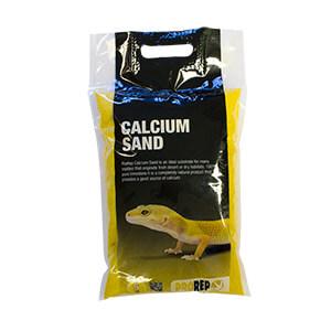 Pro Rep Calcium Sand - Yellow, 5kg